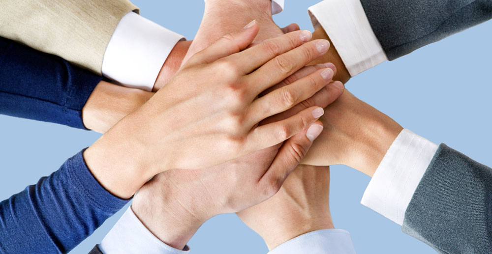 Руки команды