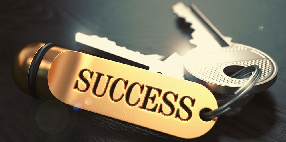 Ключи к успеху